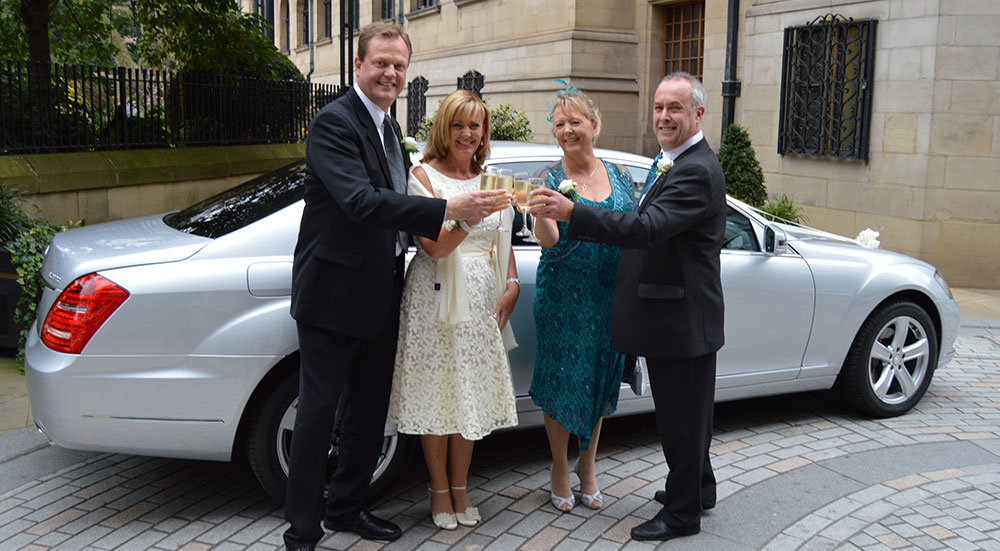 Karen And Fredrik testimonial for MBE Chauffeurs